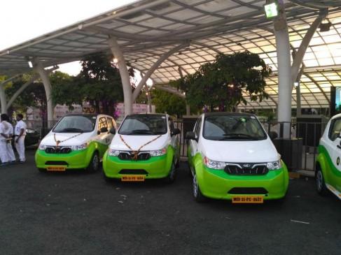 ई-टैक्सी चलाने वाला पहला शहर बना नागपुर