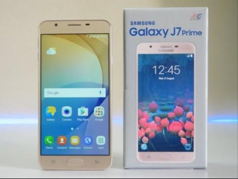सैमसंग ने लांच किए J5 और J7 Prime के नए वैरिएंट्स
