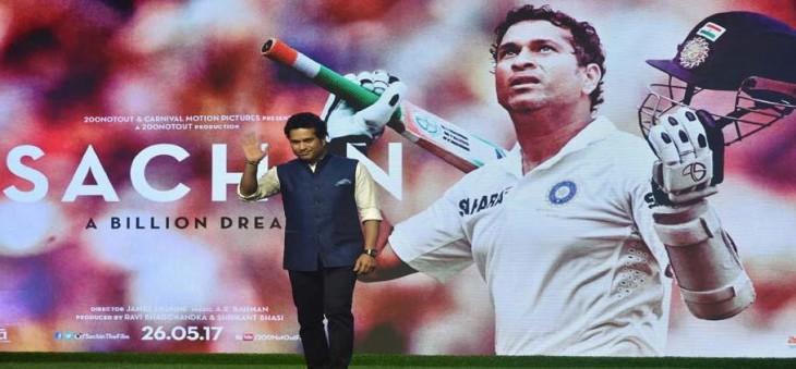 टीम इंडिया एक साथ देखेगी 'सचिन: ए बिलियन ड्रीम्स'