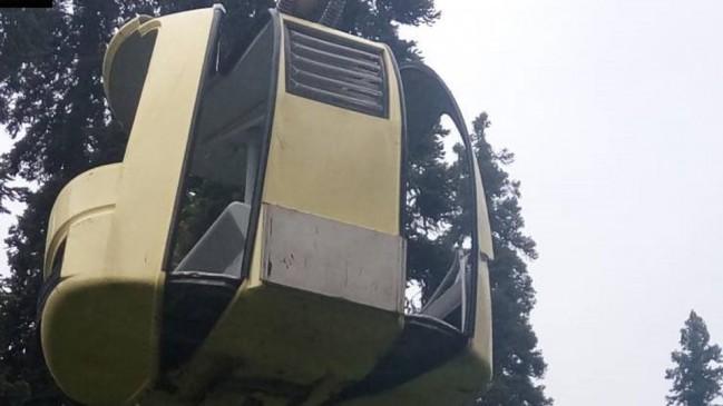 गुलमर्ग की दुर्घटना को कंपनी ने बताया 'एक्ट आॅफ गाॅड', 7 लोगों की हुई थी मौत