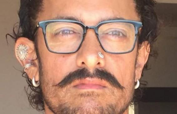'ठग्स ऑफ हिंदोस्तान' के लिए आमिर बर्दाश्त कर रहे दर्द