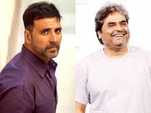 भारद्वाज ने दी अक्षय को बधाई कहा, फिल्म का शीर्षक पेचीदा