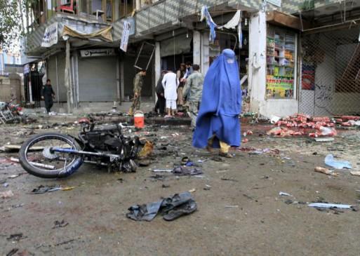 अफगानिस्तान में मस्जिद के बाहर विस्फोट, 7 की मौत