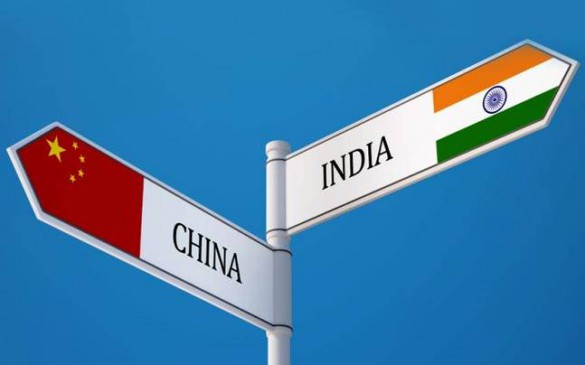 हमने नहीं, भारतीय जवानों ने 'हद' पार की : चीन