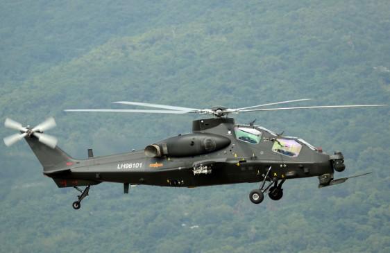 भारतीय सीमा में घुसा चीनी हेलीकॉप्टर