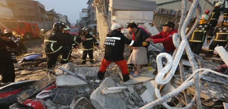 पूर्वी ग्रीस में भूकंप के तेज झटके, 1 की मौत