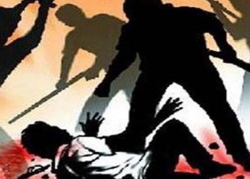 पारिवारिक विवाद में पिता-पुत्र पर जानलेवा हमला