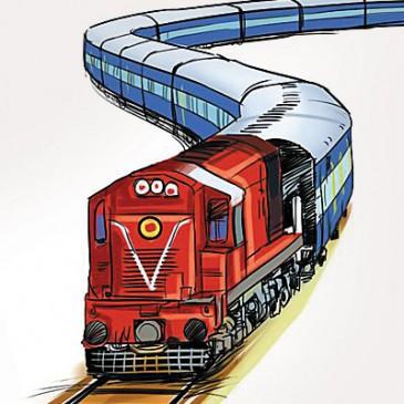 #GST रेलवे में यात्री किराए से लेकर माल ढुलाई तक के रेट बदलेंगे