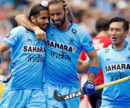 हॉकी में भारत ने फिर पाक को धूल चटाई, 6-1 से रौंदा