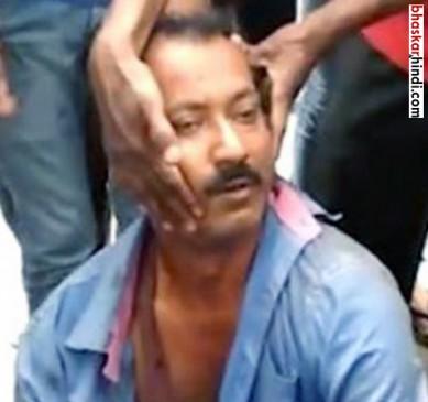 बीफ के शक में भीड़ ने पीट-पीटकर मार डाला, 12 नामजद