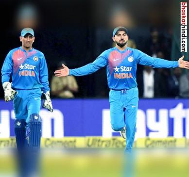 रहाणे की सेंचुरी ने भारत को 105 रन से जिताया