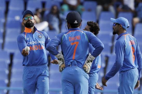 भारत-वेस्टइंडीज सीरीज : भारत 93 रन से जीता, 2-0 से अजेय बढ़त