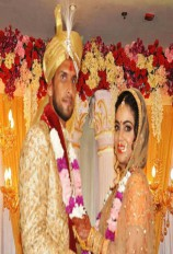 चैंम्पियन्स ट्रॉफी के बाद तेज गेंदबाज ईश्वर पांडे ने की शादी