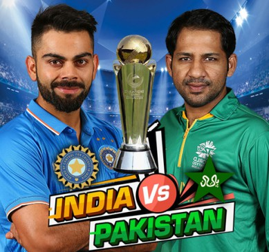 भारत-पाक महामुकाबला, मैच से पहले कोहली का पाक बॉलर को करारा जवाब