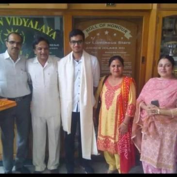IIT-JEE एडवांस रिजल्ट : चंड़ीगढ़ के सर्वेश अव्वल