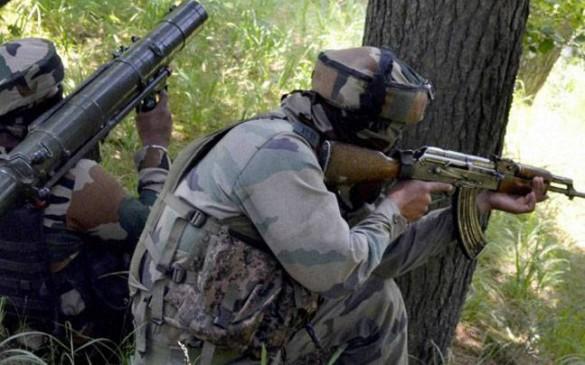 J&K : उरी में घुसपैठ की कोशिश, सेना ने मार गिराए 5 आतंकी