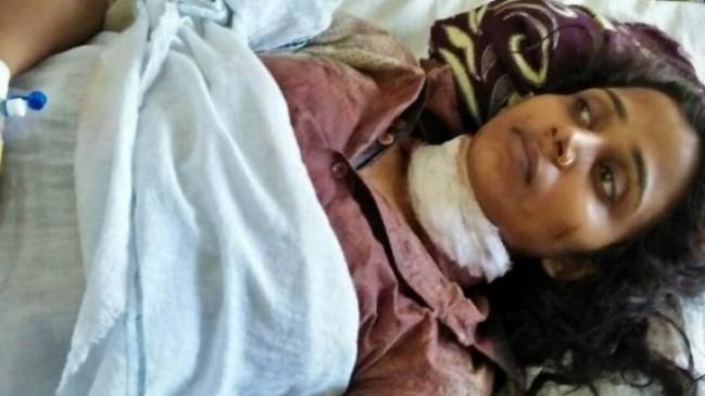 सिरफिरे आशिक ने किया भोजपुरी गायिका सोनी सिन्हा पर हमला