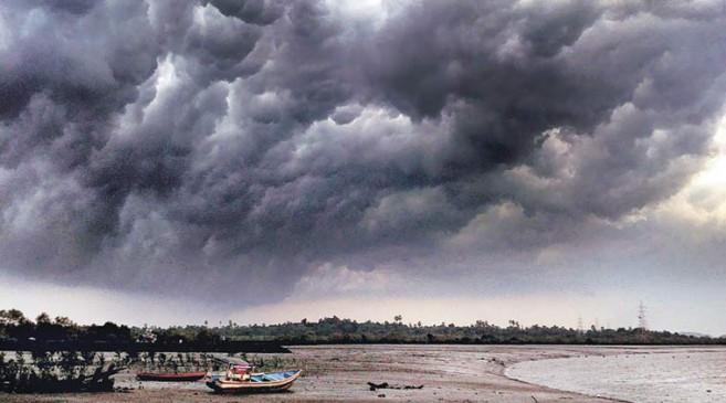 पश्चिम बंगाल और मुंबई पहुंचा मानसून, एमपी में अभी 3-4 दिन और