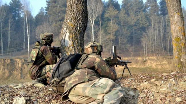 कृष्णा घाटी के बाद नौशेरा में फायरिंग, पाक सेना ने तोड़ा सीजफायर