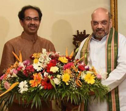 राष्ट्रपति चुनाव : शाह ने उद्धव से मांगा समर्थन
