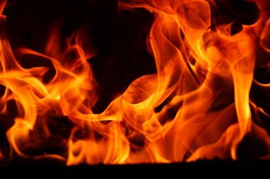 रायबरेली में 5 हमलावरों को कार में जिंदा जलाया
