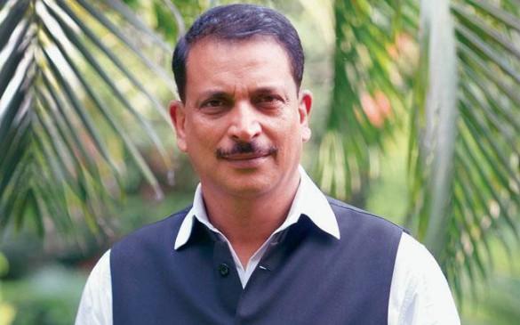 भोपाल आए राज्यमंत्री रूडी ने पाकिस्तान से लेकर राम मंदिर के सवालों पर दिए यह जवाब