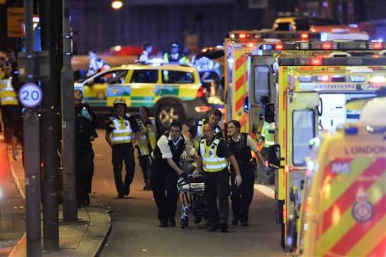 लंदन में एक और आतंकी हमला, 6 की मौत