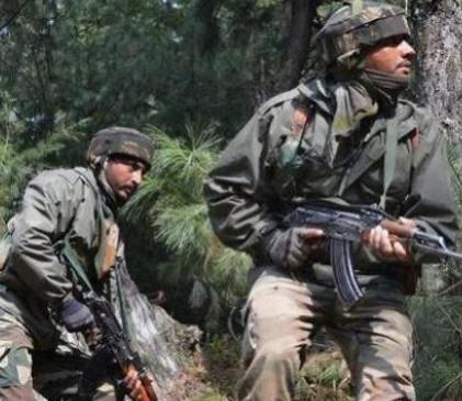 कुपवाड़ा में दो आतंकी ढेर, पुंछ में पाकिस्तान ने फिर तोड़ा संघर्ष विराम