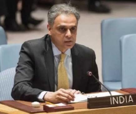 संयुक्त राष्ट्र : 'टेरर फंडिंग' पर यूएन में भारत ने उठाए सवाल