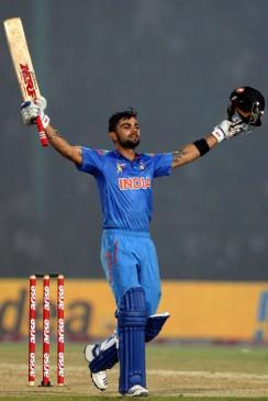 ICC वन डे रैंकिंग में विराट फिर अव्वल