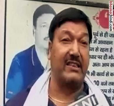 नीतीश की कैबिनेट में अकेले, 'जय श्री राम' बोलने पर मंत्री को फतवा जारी