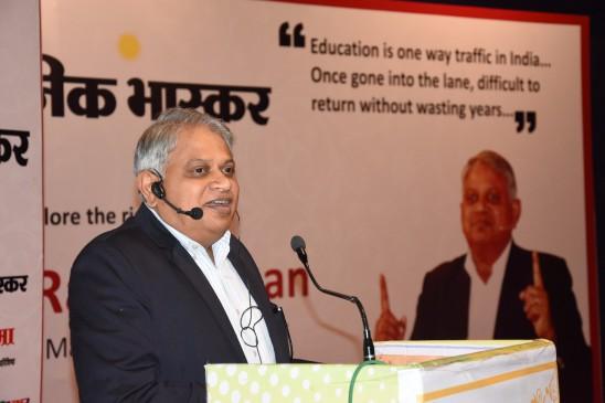 बदलेगी इंडस्ट्री की डिमांड, डिग्री नहीं सॉफ्ट स्किल तय करेगी सफलता : एन रघुरामन