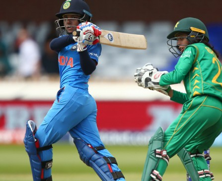 महिला विश्व कप-2017 : भारत ने लिया पाक से बदला, 95 रन से रौंदा