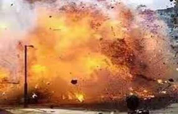 पंजाब के संगरूर में एक पटाखा गोदाम में ब्लास्ट, 7 की मौत