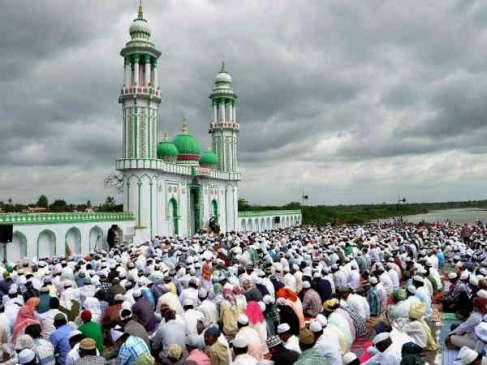 बकरीद आज : अल्लाह के हुक्म पर कुर्बानी का पर्व