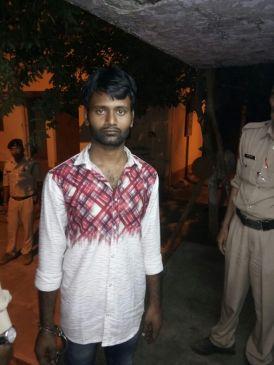एकतरफा प्यार में पागल आशिक ने की प्रेमिका की मां की हत्या, गिरफ्तार