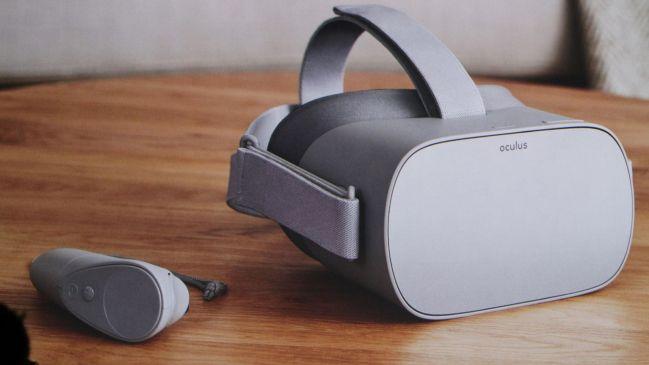 Facebook लाया 'Oculus Go', वर्चुअल रियलिटी का मिलेगा मजा