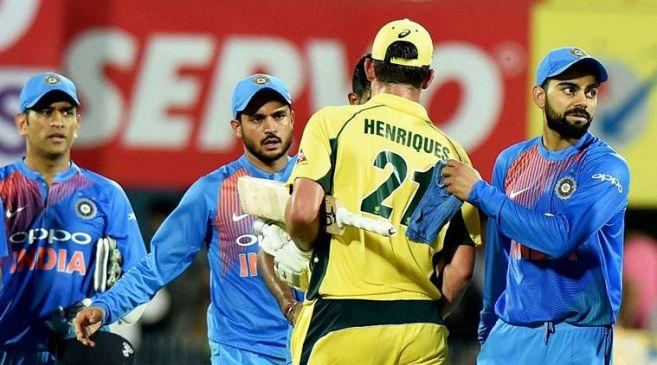 हैदराबाद टी-20 में टीम इंडिया बना सकती थी ये रिकॉर्ड, लेकिन बारिश ने फेरा पानी