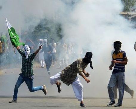 अनुच्छेद 370 हटाने से ही हल होगी कश्मीर समस्या : BJP