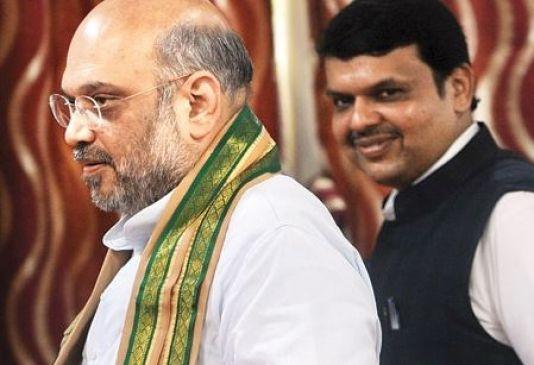 अहमदाबाद में शाह से मिले फडणवीस, मंत्रिमंडल विस्तार और उपचुनाव को लेकर हुई चर्चा!