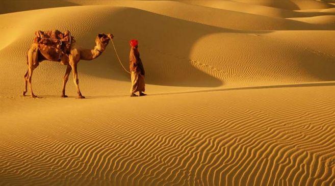 म्यूजिक मिस्ट्री, सुनसान पड़े रेगिस्तान में सदियों से सुनाई देता है मधुर संगीत