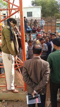 अशोकनगर में ASI ने की खुदकुशी, सुसाइड नोट में प्रताड़ना का आरोप
