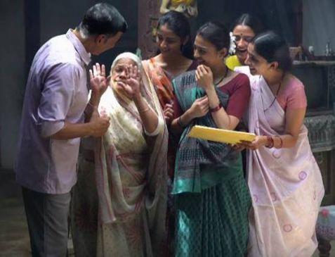 देखिए कैसे शूट हुई फिल्म 'पैडमैन', अक्षय कुमार ने शेयर किया मेकिंग वीडियो