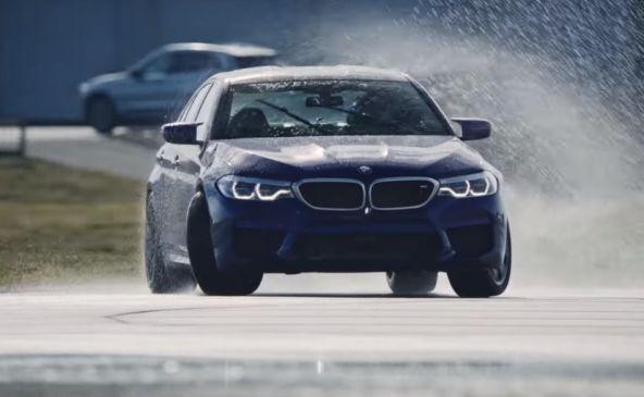 BMW M5 के इस कारनामे की वजह से गिनीज वर्ल्ड रिकॉर्ड में दर्ज हुआ नाम