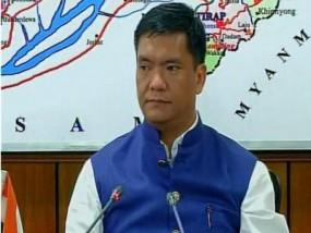 अरुणाचल के सीएम पेमा खांडू पर रेप का आरोप