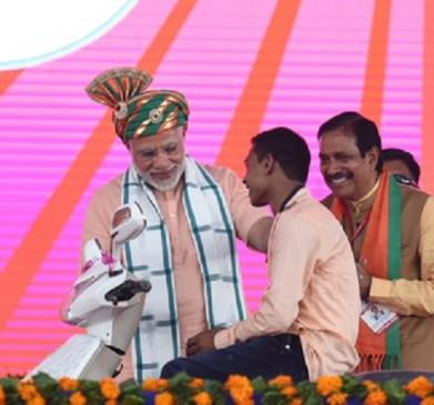 दमन-दीव में पीएम मोदी ने लॉन्च की 1000 करोड़ की परियोजनाएं, बोले- मिनी इंडिया है दमन