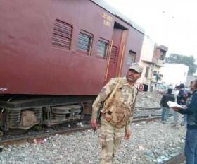 RBI के कैश से भरे ट्रेन के दो कोच पटरी से उतरे