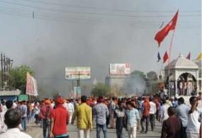 औरंगाबाद में फिर भड़की हिंसा, गोली चली, 2 घायल