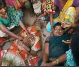 आदिलाबाद : नहर में गिरा टैक्टर, 12 लोगों की मौत, 18 घायल