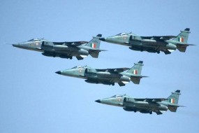 वायुसेना ने किया शक्ति प्रदर्शन, युद्धाभ्यास में तेजस ने दिखाई ताकत